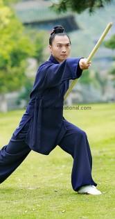Wudang Taoist Uniform Blue